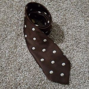 Alfred's Memphis 1975 Vintage Cotton Boll Tie